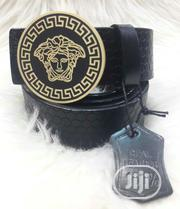 An Original New Real Leather Versace | Clothing Accessories for sale in Lagos State, Ajah