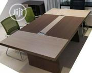Quality 2.4mtrs Office Conference Table   Furniture for sale in Lagos State, Ikeja