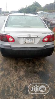 Toyota Corolla 2005 Sedan Automatic Silver | Cars for sale in Rivers State, Port-Harcourt