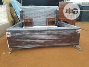 """6""""By 6"""" Upholstered Bed Frame 