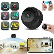 Mini Hidden HD Wireless Wifi IP Security A9 Camera 1080P Night Vision   Security & Surveillance for sale in Lagos State, Ikeja