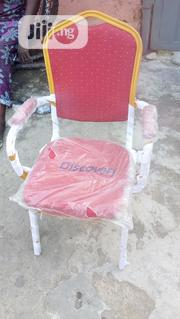 Banquet Chair With Arm(Red)   Furniture for sale in Lagos State, Ojo