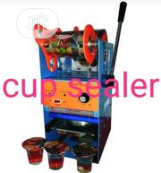 Manual Cup Sealing Machine | Manufacturing Equipment for sale in Lagos State, Ojo