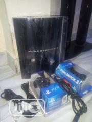 London Used Playstation3 For Sale With Two Pads And All The Accessorie | Video Game Consoles for sale in Lagos State, Ilupeju