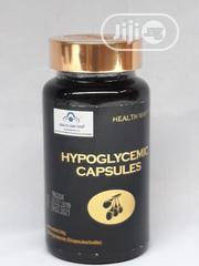 Hypoglycemic Capsule Stabilizes Blood Sugar And Lowers Cholesterol | Vitamins & Supplements for sale in Lagos State, Surulere