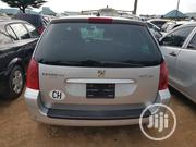 Peugeot 307 SW 2004 Silver | Cars for sale in Lagos State, Alimosho