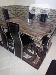 Animal Leg Design Marble Dinning Table With 6chairs | Furniture for sale in Lagos State, Ojo