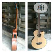 Acoustic Bass Guitar (4 Strings Landon Use) | Musical Instruments & Gear for sale in Lagos State, Ojo