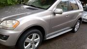 Mercedes-Benz M Class 2009 ML350 AWD 4MATIC Silver   Cars for sale in Abuja (FCT) State, Wuye