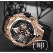 Classic Men's Hublot Wristwatch | Watches for sale in Lagos State, Lagos Island