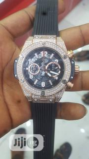 Top Quality Men's Hublot Wristwatch | Watches for sale in Lagos State, Lagos Island