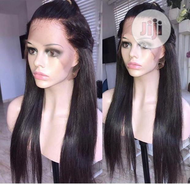 18 Inches Human Hair With Frontal