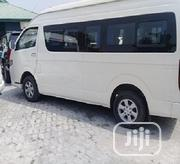 Toyota Hiace Bus For Hire, Airport Pick Up And Drop Off Services | Chauffeur & Airport transfer Services for sale in Lagos State, Lekki Phase 1