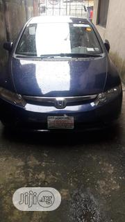 Honda Civic 2006 1.8i-VTEC EXi Automatic Blue | Cars for sale in Lagos State, Kosofe