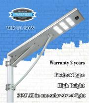 30W All In One Solar Street Light | Solar Energy for sale in Lagos State, Amuwo-Odofin