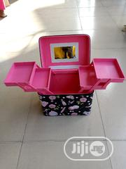 Makeup Box With 2steps | Tools & Accessories for sale in Lagos State, Ojo