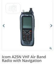 Icom A25N Vhf Air Band. | Audio & Music Equipment for sale in Lagos State, Ojo