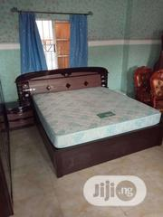 Imported Bed With Two Side Drawers And Dresing Mirror   Furniture for sale in Lagos State, Agboyi/Ketu