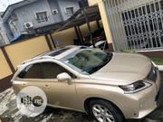 Lexus RX 2012 350 AWD Gold | Cars for sale in Lagos State, Amuwo-Odofin
