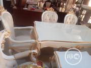 Italian. Dining Table.And Executive Chairs. | Furniture for sale in Lagos State, Lagos Mainland
