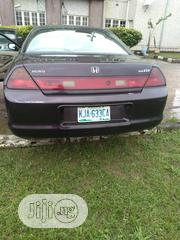 Honda Accord 2002 Coupe LX V6 Red | Cars for sale in Imo State, Owerri-Municipal