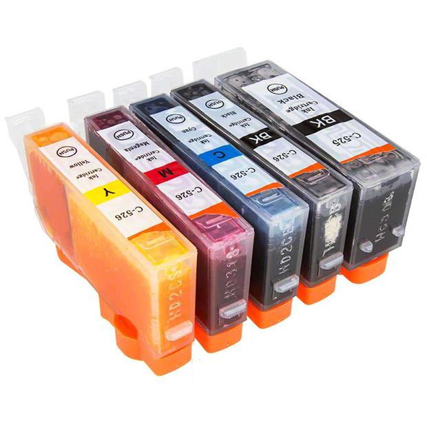 Archive: Refillable Cartridges For Canon Ip 7240 Printer