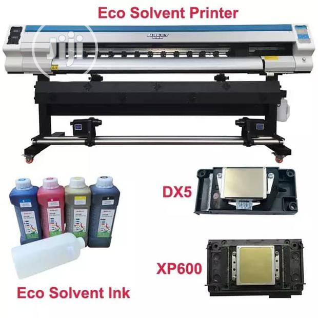 Archive: Eco Solvent Large Format Printer