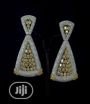 Cubic Zirconia Earrings - 1-009 | Jewelry for sale in Lagos State, Amuwo-Odofin