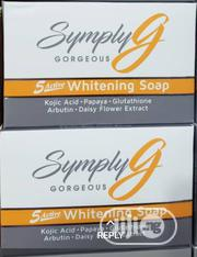 Symply G Whitening Soap. | Bath & Body for sale in Lagos State, Amuwo-Odofin