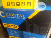 200ah/12v Capital Battery | Solar Energy for sale in Lagos State, Ojo