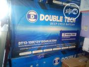 200ah Double Tech Battery | Solar Energy for sale in Lagos State, Ojo