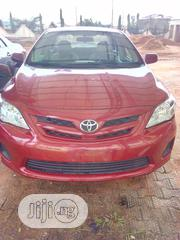 Toyota Corolla 2011 Red | Cars for sale in Delta State, Oshimili South