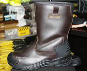 Pure Original Leather Safety Boot | Safety Equipment for sale in Lagos State, Isolo