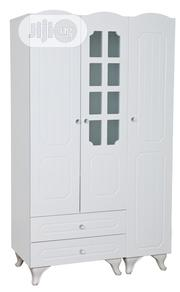 Kids Wardrobe White With Double Door | Children's Furniture for sale in Lagos State, Ajah