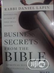 Business Secret From The Bible | Books & Games for sale in Lagos State, Yaba