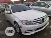 Mercedes-Benz C350 2010 White | Cars for sale in Lagos State, Lagos Mainland