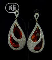 Cubic Zirconia Earring - 1-010 | Jewelry for sale in Lagos State, Amuwo-Odofin