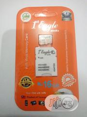 1st Eagle 16GB Memory Card | Accessories for Mobile Phones & Tablets for sale in Lagos State, Ikeja