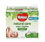 Huggies Baby Natural Care Wipes 1152 | Baby & Child Care for sale in Lagos State, Apapa