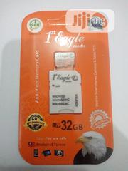 1st Eagle Memory Card | Accessories for Mobile Phones & Tablets for sale in Lagos State, Ikeja