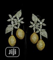 Cubic Zirconia Earrings 1-007 | Jewelry for sale in Lagos State, Amuwo-Odofin