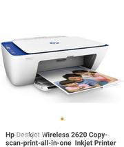 Brand New Imported 3 In1deskjet Printer. Scan /Print And Copy. | Printers & Scanners for sale in Lagos State, Lagos Mainland