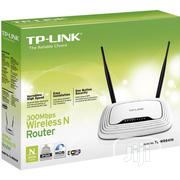 TP Link Wireless N 300 Mbps Router (WR841N) | Networking Products for sale in Lagos State, Ikeja