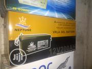 200ah/12v Neptune Battery | Solar Energy for sale in Lagos State, Ojo