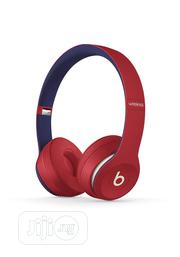 Beats Solo 3 Wireless Over-ear Headphone (Club Collection)- Club Red | Headphones for sale in Lagos State, Ikeja