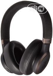 JBL Live 650 BT NC Wireless Over-ear Headphones - Black | Headphones for sale in Lagos State, Ikeja