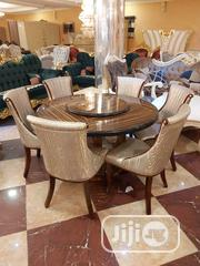 Executive Royal Round Marble Dining Set | Furniture for sale in Lagos State, Lekki Phase 1