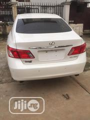 Lexus ES 2009 350 White | Cars for sale in Lagos State, Ojodu