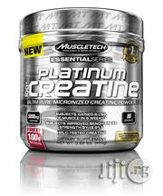 Muscletech Platinum 100% Creatine Supplement (400g) | Vitamins & Supplements for sale in Lagos State, Agege