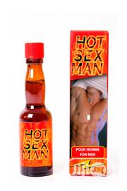 Hot Sex For Man 20ml | Sexual Wellness for sale in Lagos State, Surulere